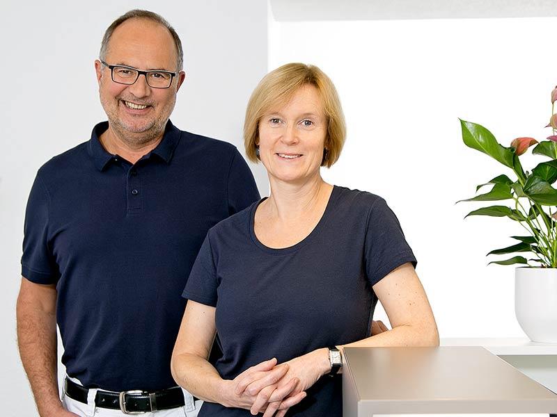 Dr. med. Harald Bannies und Dr. med. Heike Freiheit